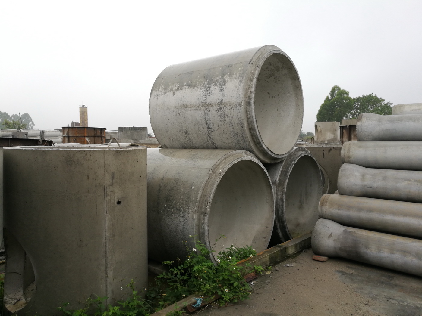 企口式钢筋混凝土管